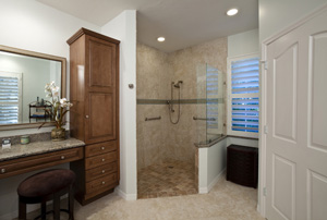 bathroom remodeling in greater charleston