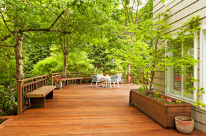deck contractor in Greater Charleston