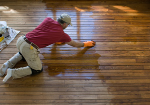 Wood floor restoration in Summerville, Charleston & nearby