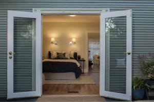 hinged patio door - Hinged Patio Doors
