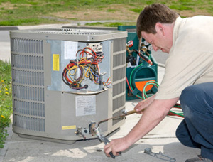 Air conditioning repair contractor in SC