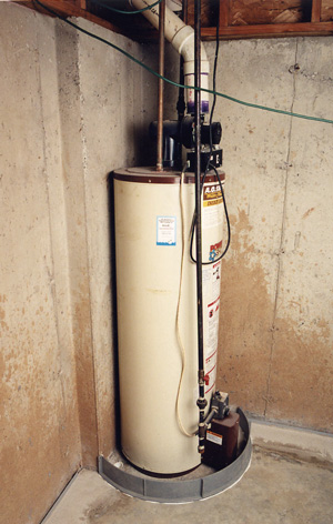 Storage water heater repair & replacement in SC