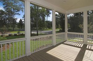 Custom Porch Design in Summerville & Greater Charleston on