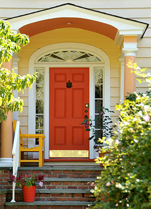 replacement door installation in South Carolina